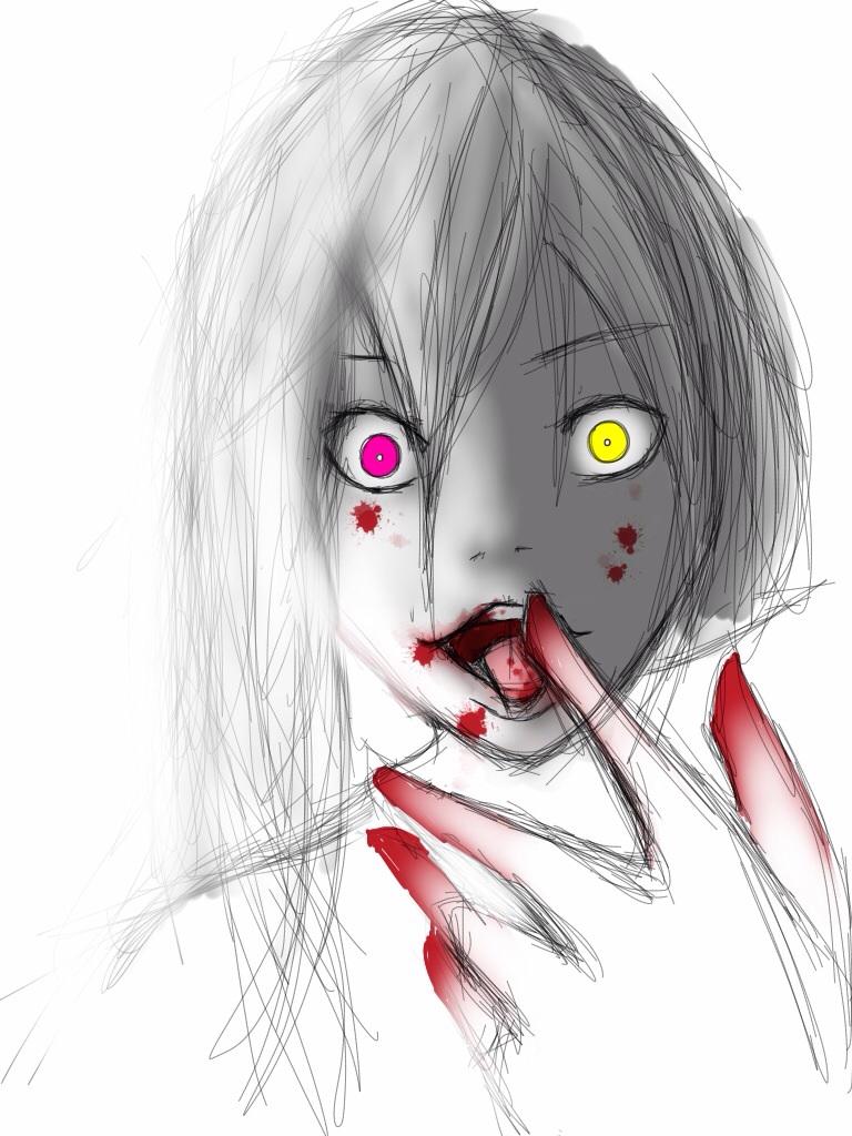 Bloody good time by Demon-Shinob1