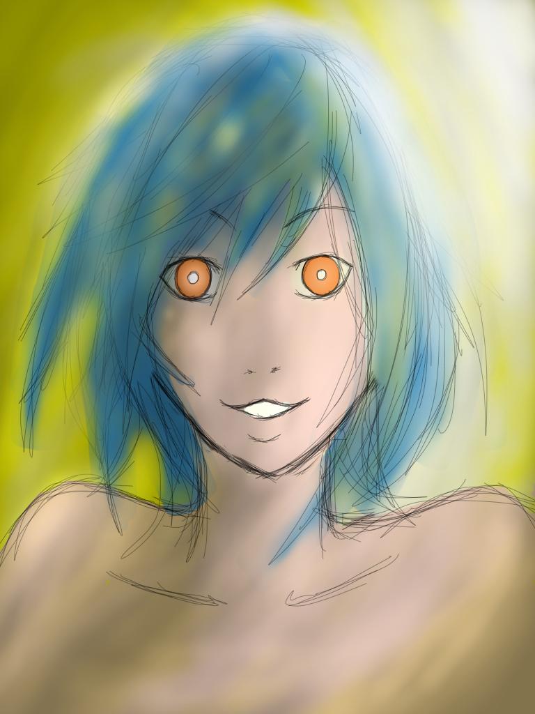 Sunshine Smiling by Demon-Shinob1