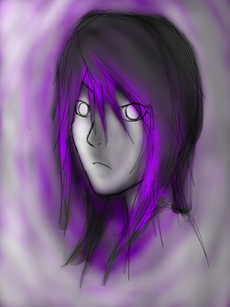 Purple Light by Demon-Shinob1