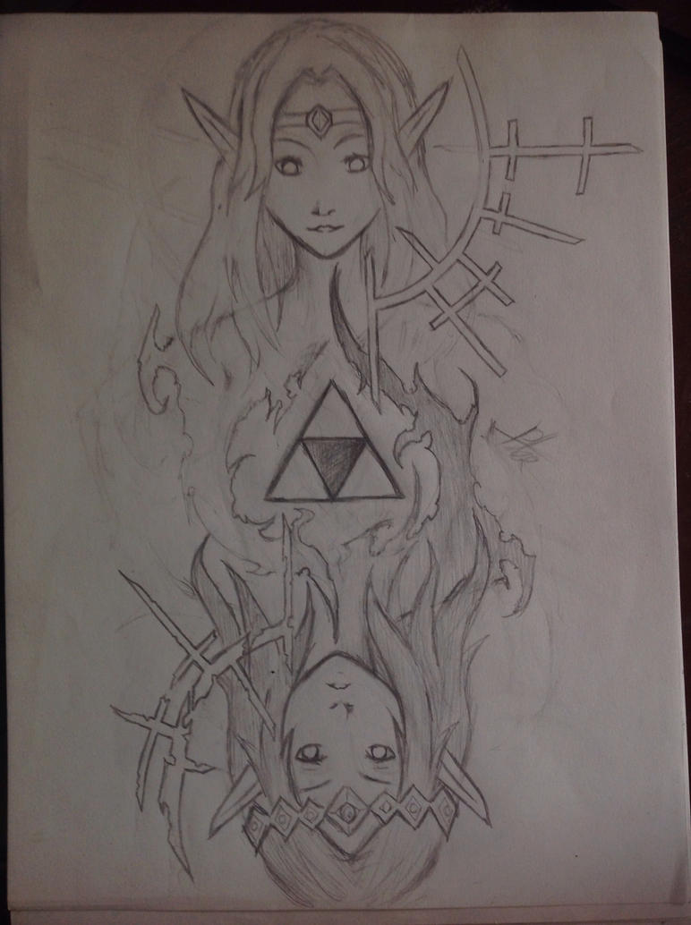 Hyrule by Demon-Shinob1