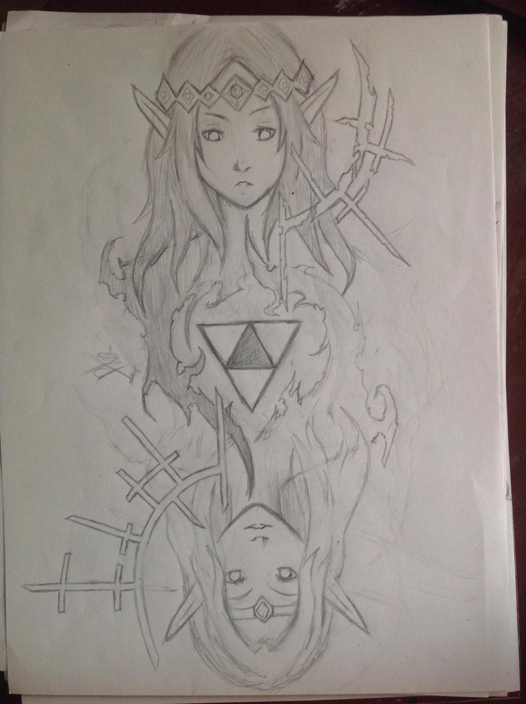 Lorule by Demon-Shinob1