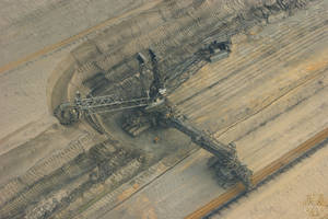 Bucket-wheel excavator 282 by webcruiser