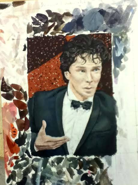 Sherlock by MissSebright