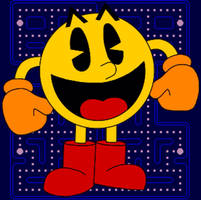 Why Is PAC-MAN Always So Damn Happy? by LunoDevan