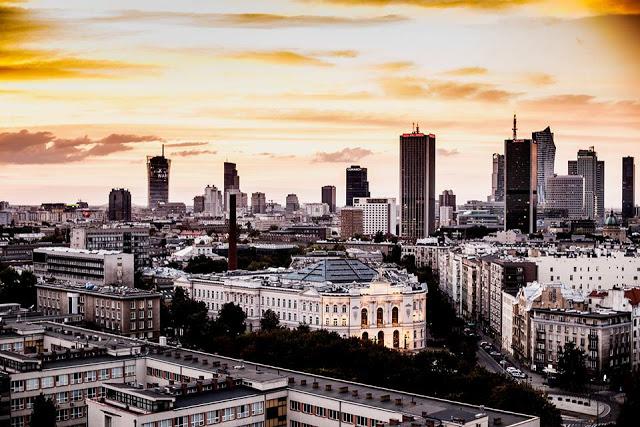 Warsaw by maaaxxxi