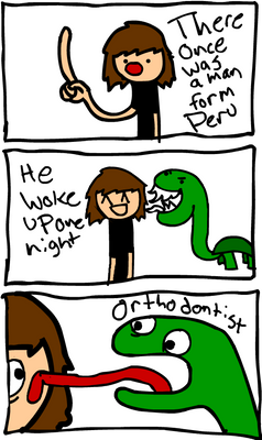 FunyMony comic thing