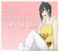 HBD Uruha! by Fumuko