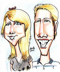 Caricatures: StephScott
