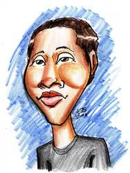 Caricature: Random Dude
