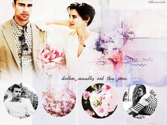 Theo and Shailene by KatherinaRosalieRS
