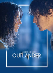 Outlander poster by KatherinaRosalieRS