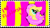 fluttershy stamp by tunouno
