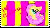 fluttershy stamp by tunouno