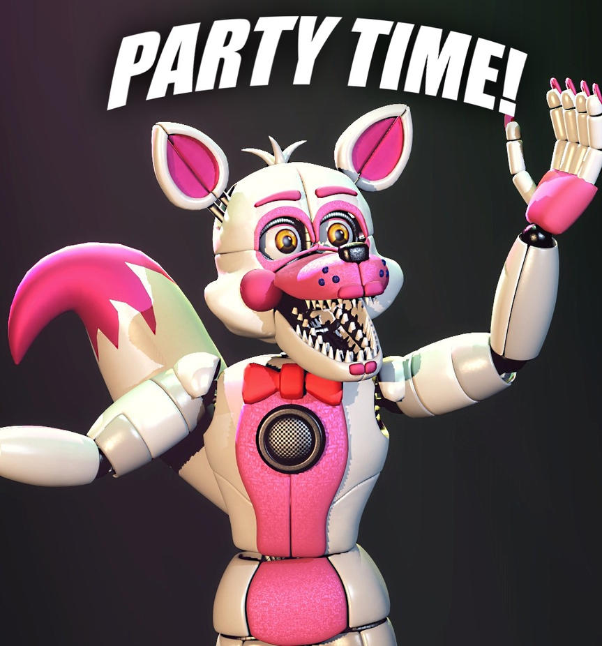 Fnaf Sister Location My Real Self Commission By Funtime