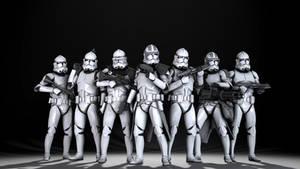 We're Clone Troopers [4K SFM]
