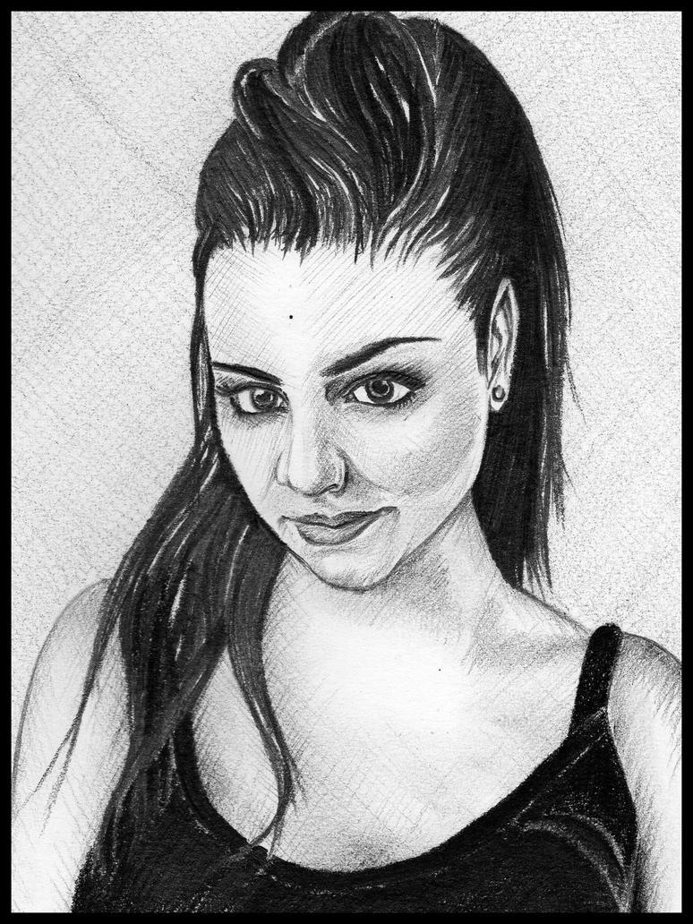 Amy Lee by iAdamski
