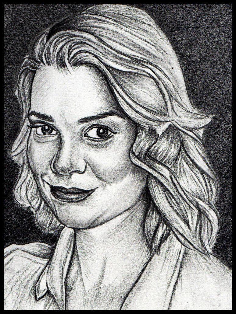 Laurie Holden by iAdamski