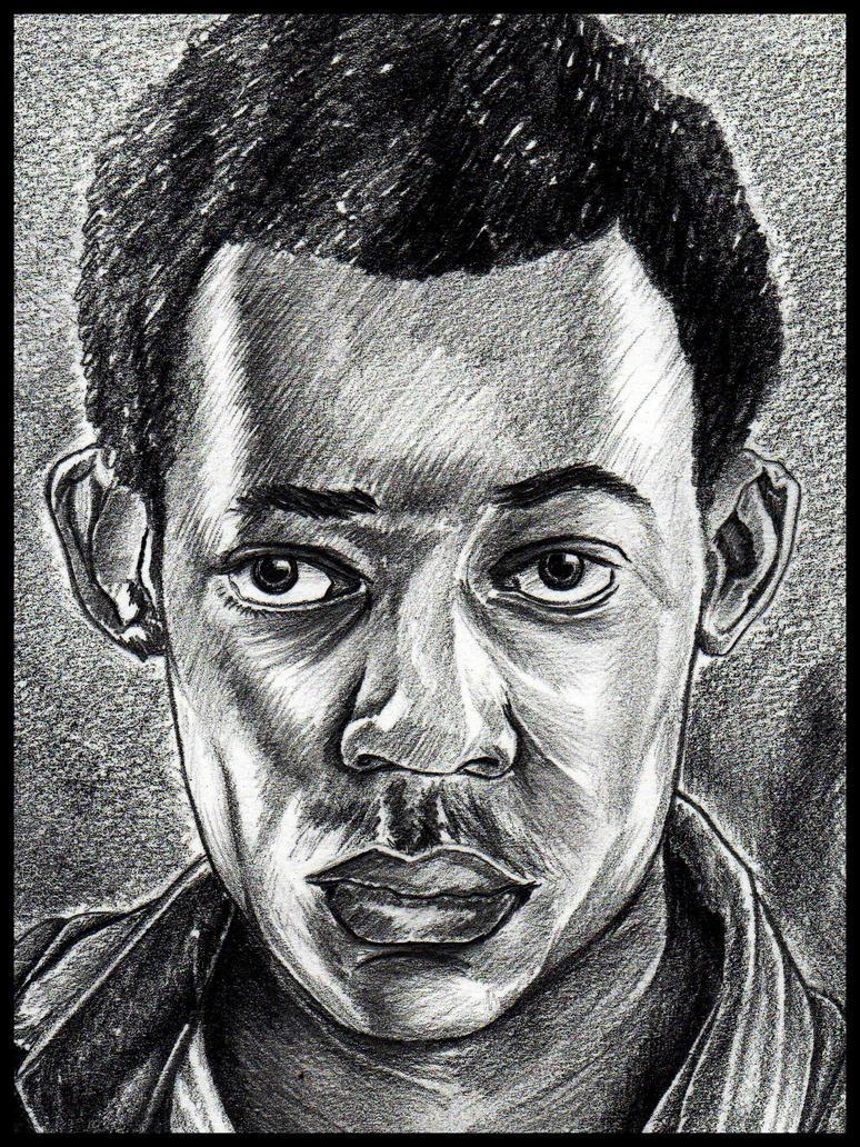 Tyler James Williams by iAdamski