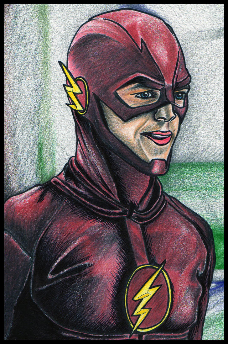 The Flash by iAdamski
