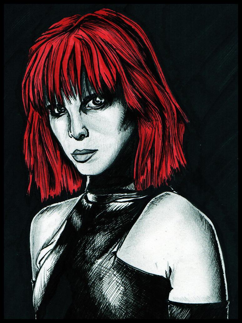 Crimson Curse by iAdamski