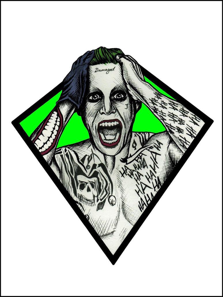 The Joker by iAdamski