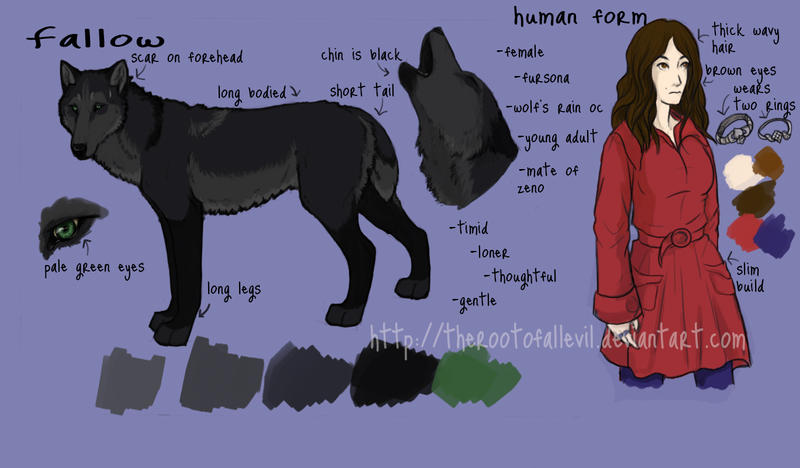 Fallow Ref 2015 by TheRootOfAllEvil