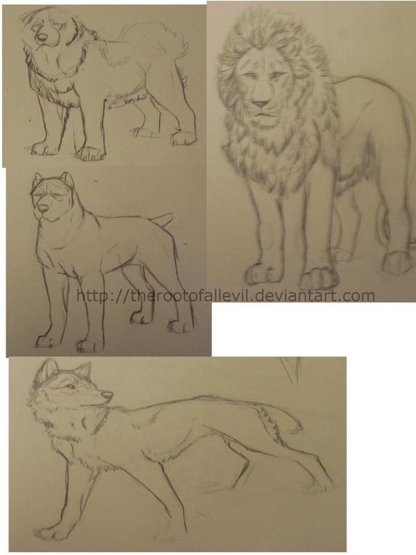 11-9 sketch dump by TheRootOfAllEvil