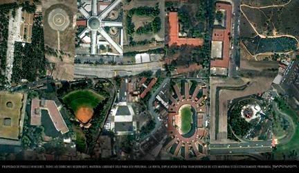 Pixeles Earth by pixelesinvasores