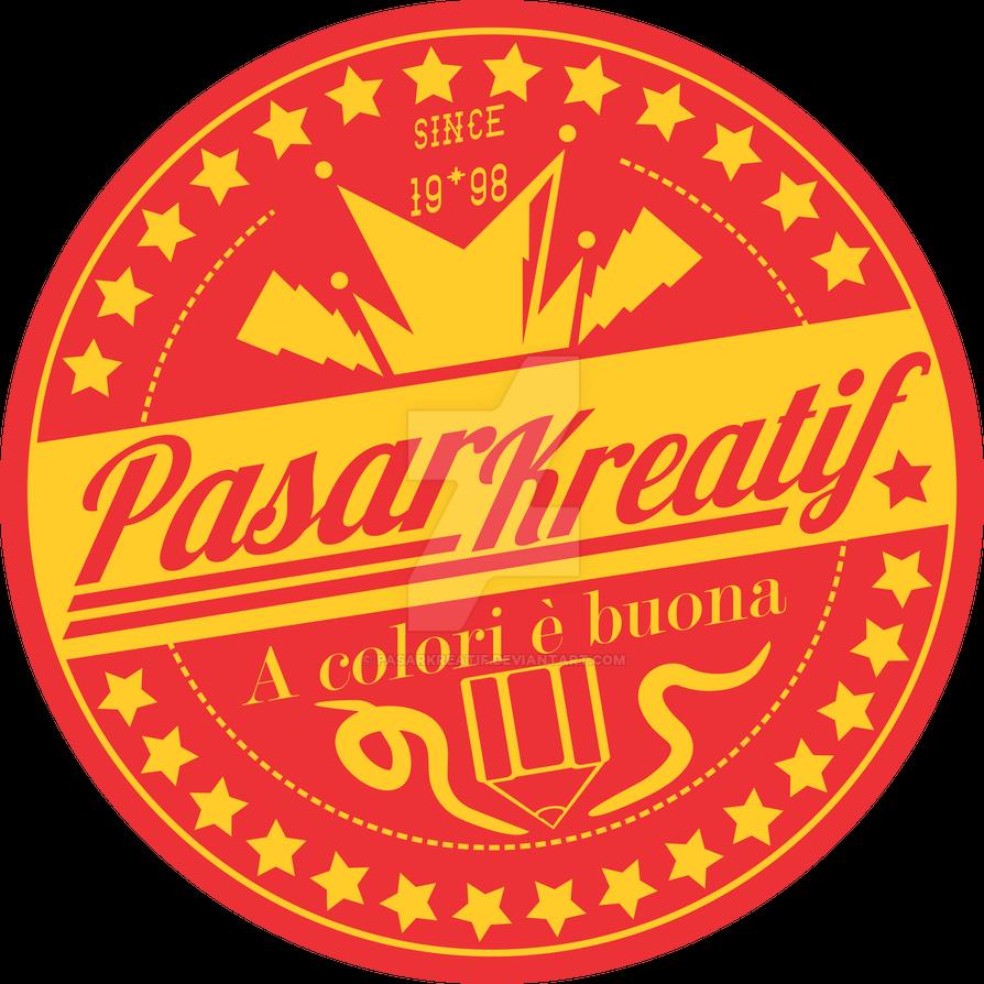 Pk logo by Pasarkreatif