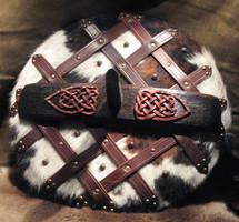 Barbarians Shield by Lederherr