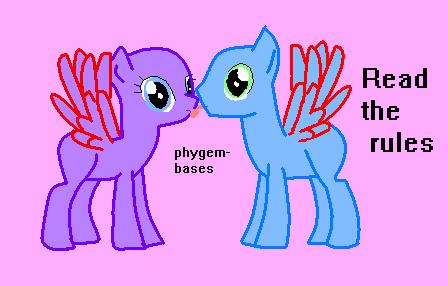 Mlp base making love Hardcore Making Out Base By Phygem Bases On Deviantart