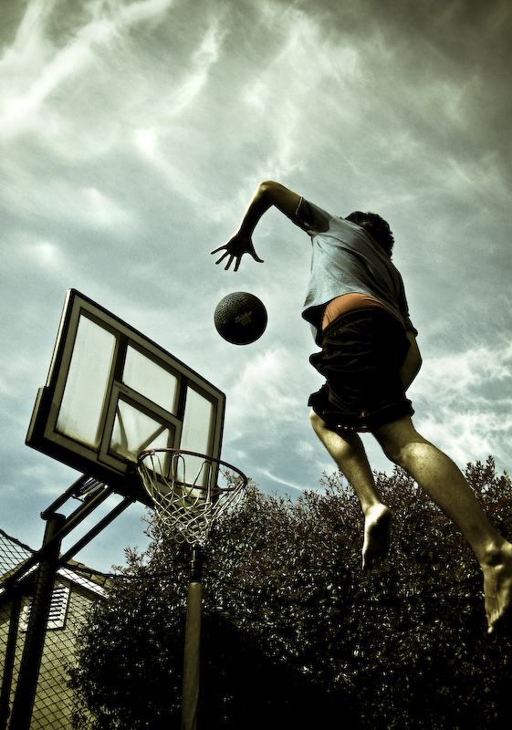 Basketball by jobonabas