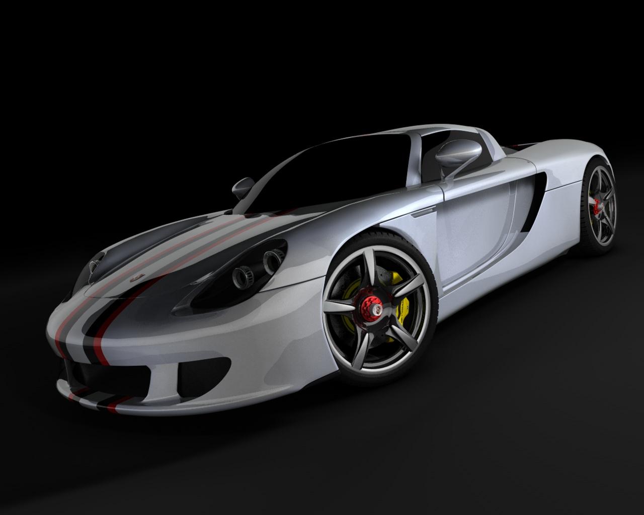 Porsche Carrera GT - Final2 by Yakul