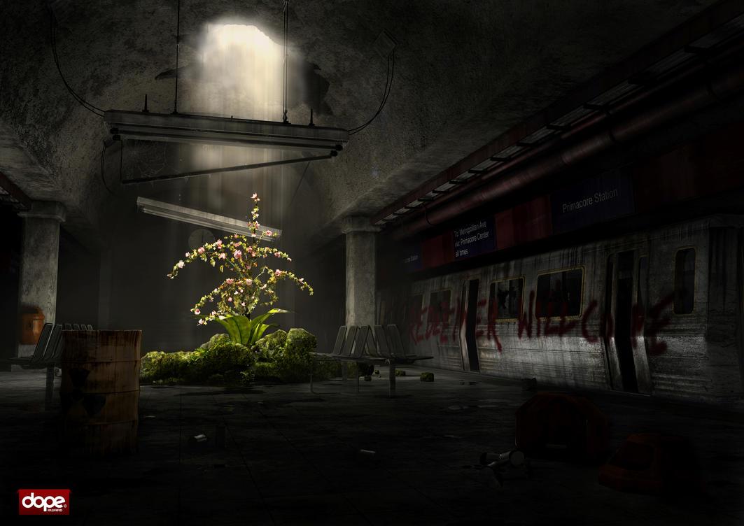 Primacore Station by Yakul