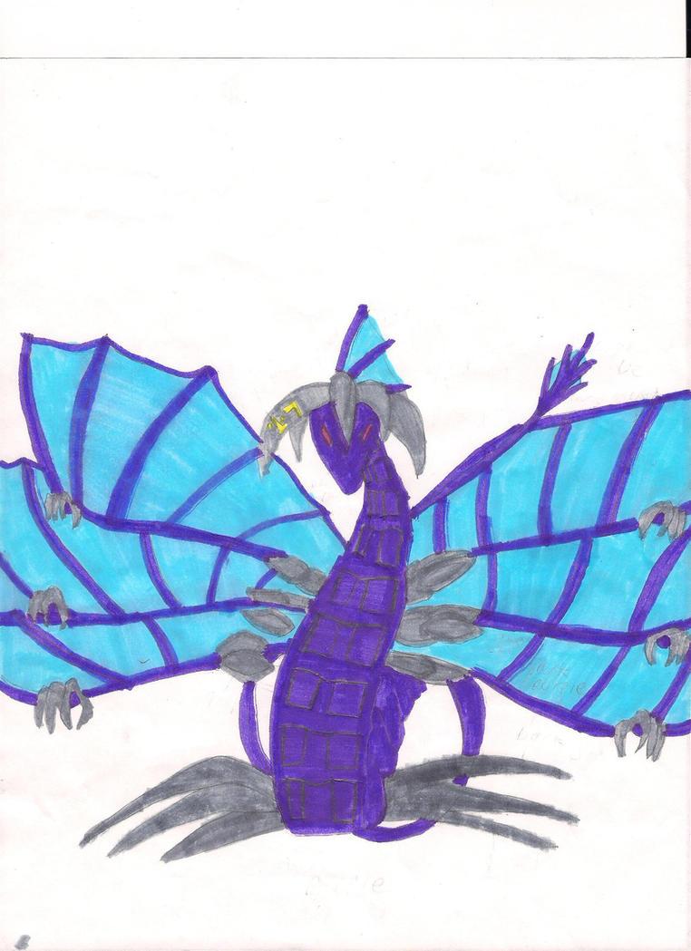 number 17:Leviathan Dragon by hollowichigo890 on DeviantArt
