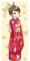 Kimono X3 by lynart