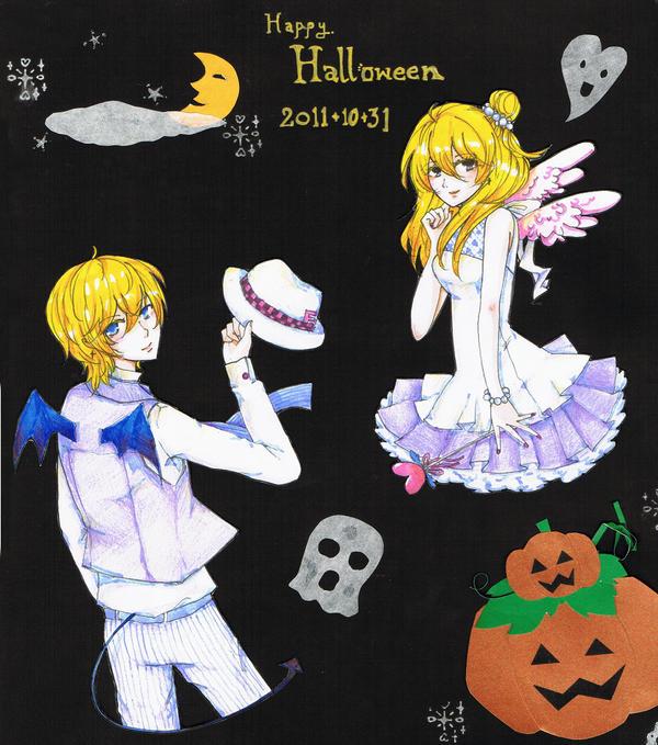 It's Halloween by sawa-rint