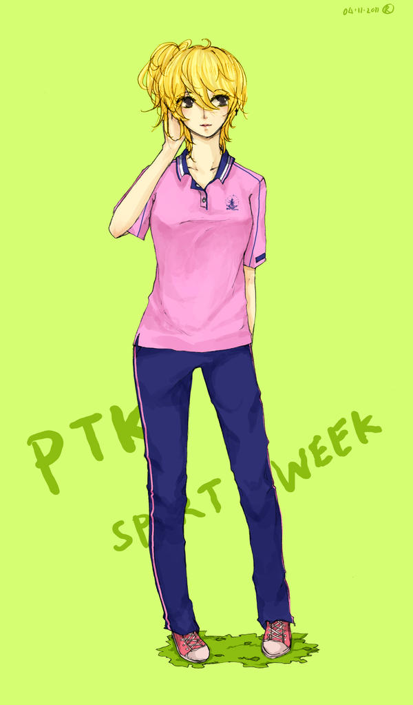 This is for Sport Week by sawa-rint
