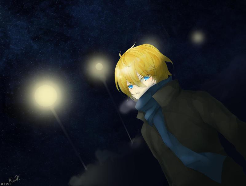 Winter Night by sawa-rint