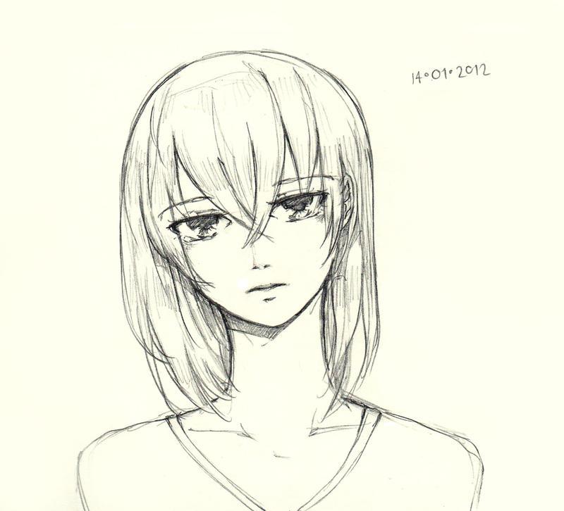 Sketch by sawa-rint