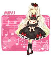 Vocaloid MAYU by sawa-rint