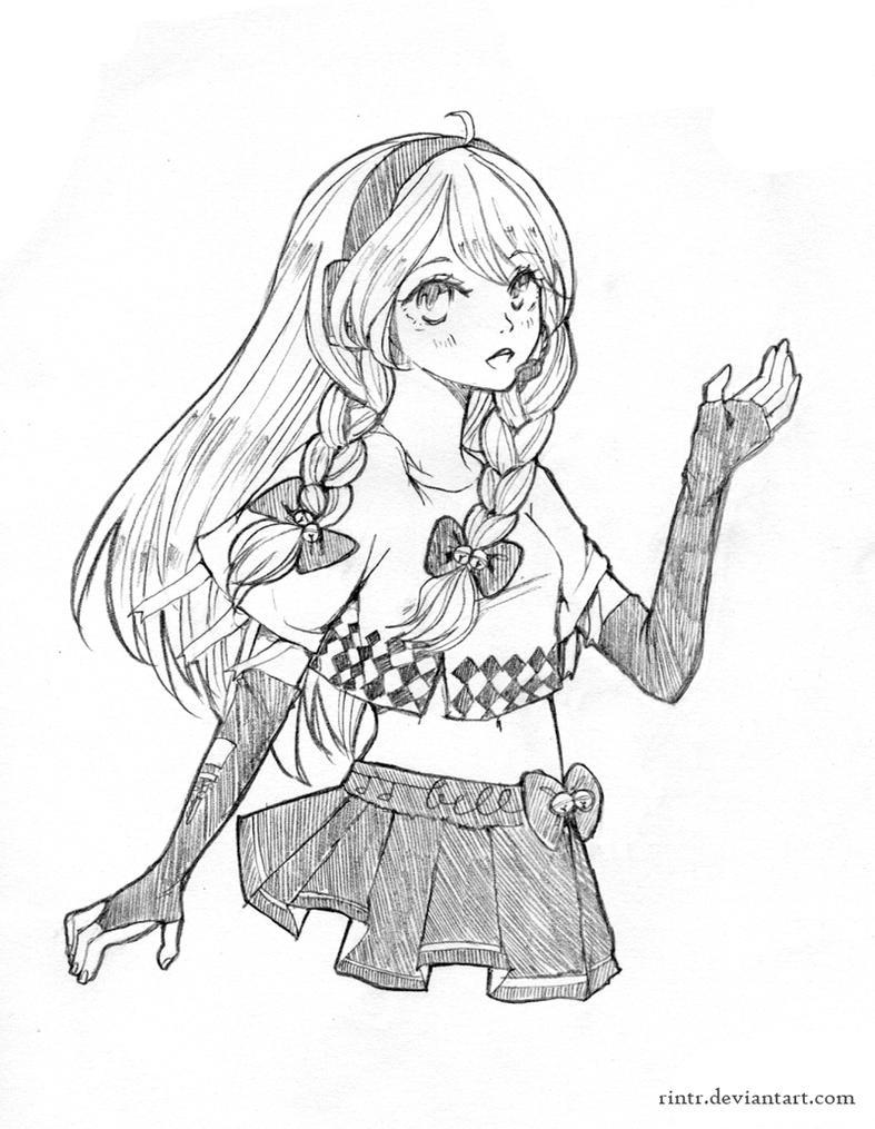 Request : MimiKyo by sawa-rint