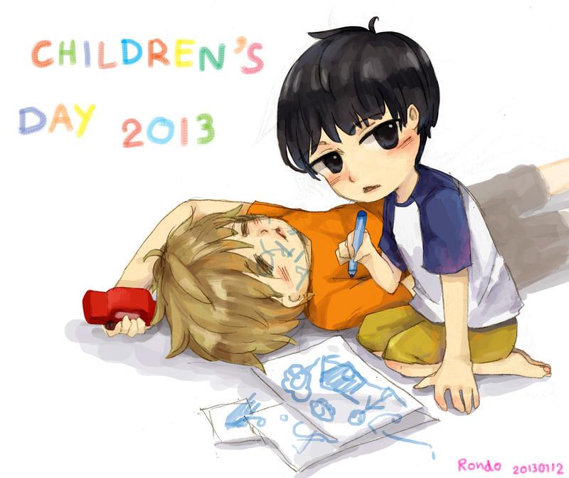 Children's day 2012 by sawa-rint