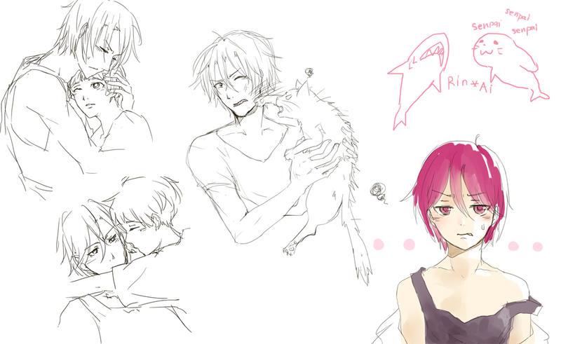 Free sketch log by sawa-rint
