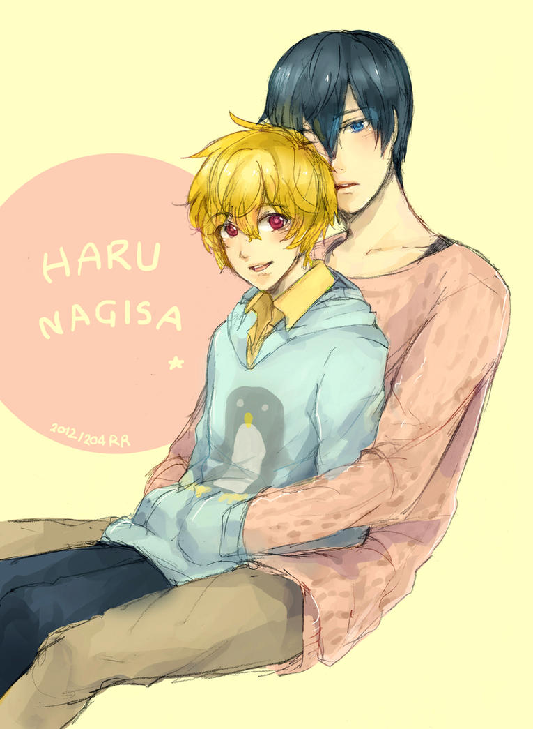 Free : HaruNagi by sawa-rint
