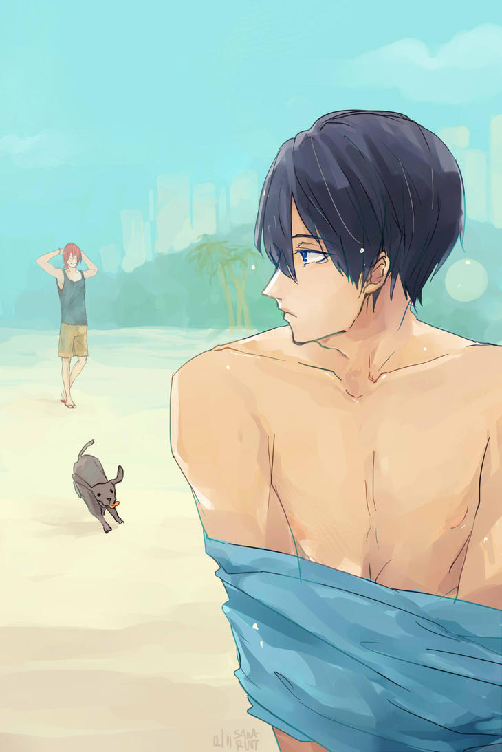 Free! summer #2 by sawa-rint