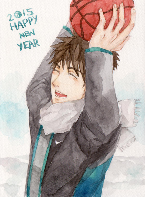Happy Kiyoshi by sawa-rint