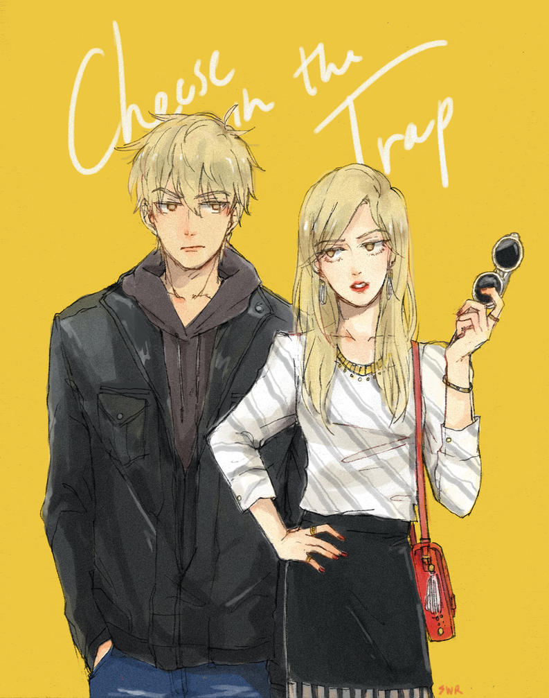 Cheese in the trap by sawa-rint