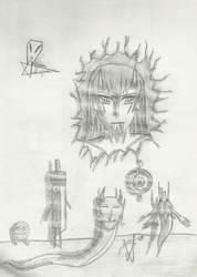 Izanagi's spirits