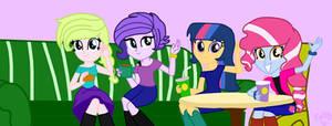 MLP new generation Equestria girls